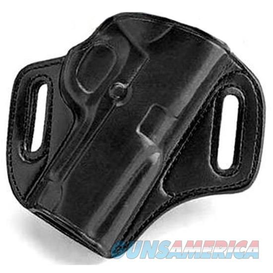 """Galco Con266b Concealable Belt Holster  1911 4"""" Steerhide Black CON266B  Non-Guns > Holsters and Gunleather > Other"""