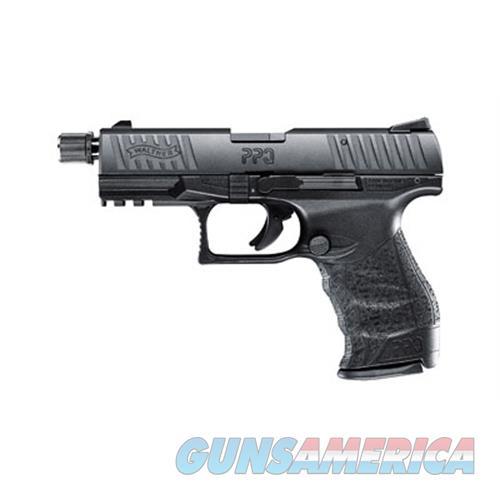 """Wal Ppq Tac M2 22Lr 4"""" Blk Adap 10 5100304  Guns > Pistols > W Misc Pistols"""