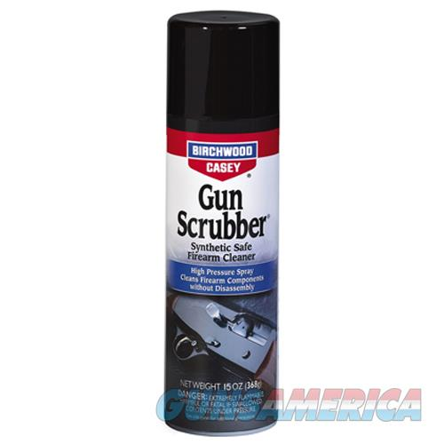 Birchwood Casey Gun Scrubber Firearms Cleaner 15 Oz Aerosol 33348  Non-Guns > Gunsmith Tools/Supplies