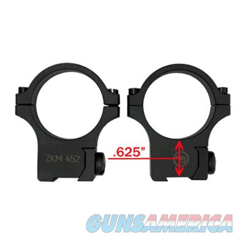 Cz 30Mm Rings Euro 452/511 11Mm Dt 19007  Non-Guns > Scopes/Mounts/Rings & Optics > Mounts > Other