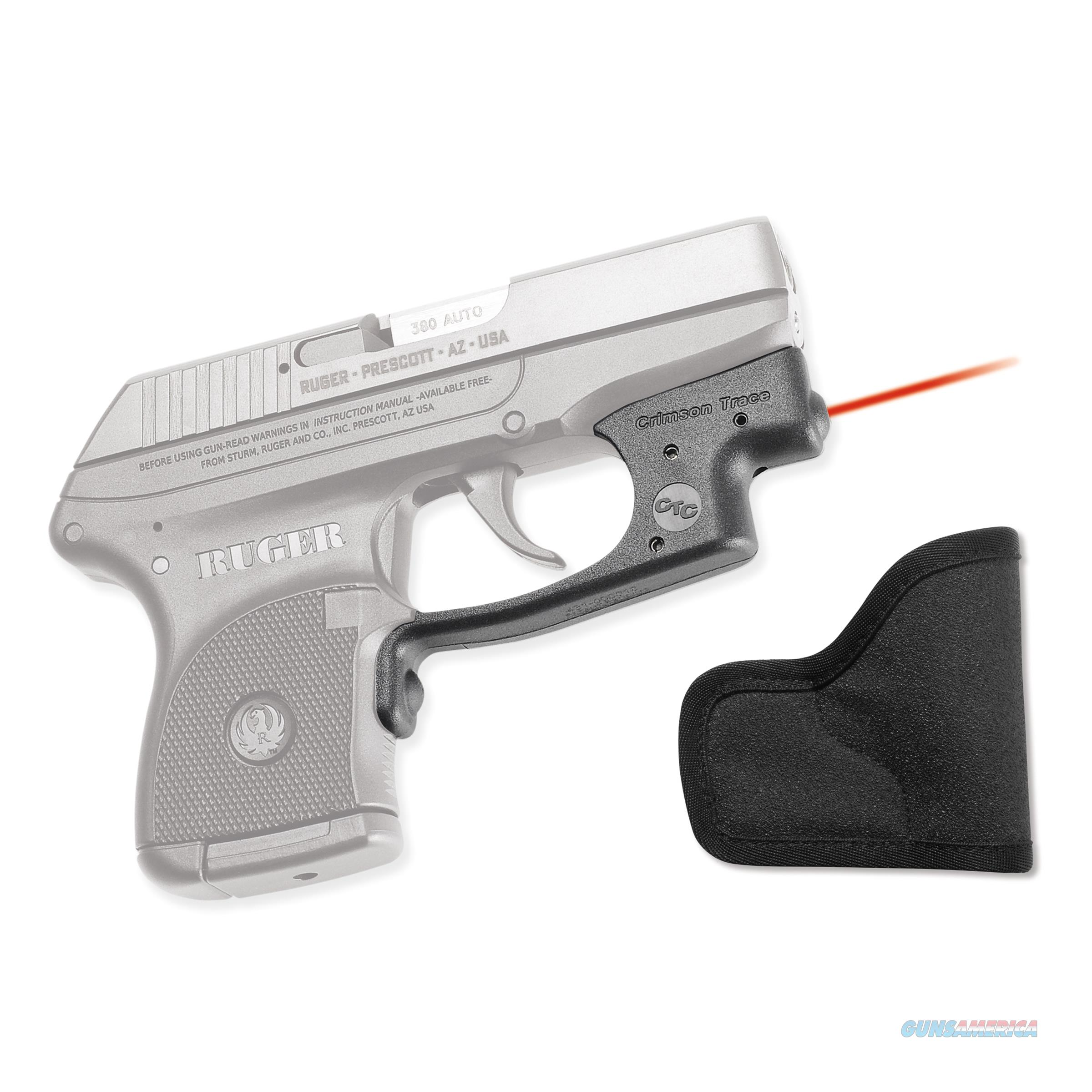 Crimson Trace Ruger LG-431-H-S  Non-Guns > Gun Parts > Misc > Rifles