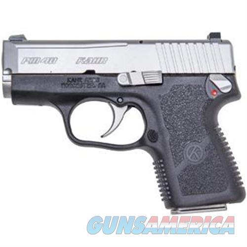 Kahr Pm40 Poly S-S Ns PM4143N  Guns > Pistols > K Misc Pistols