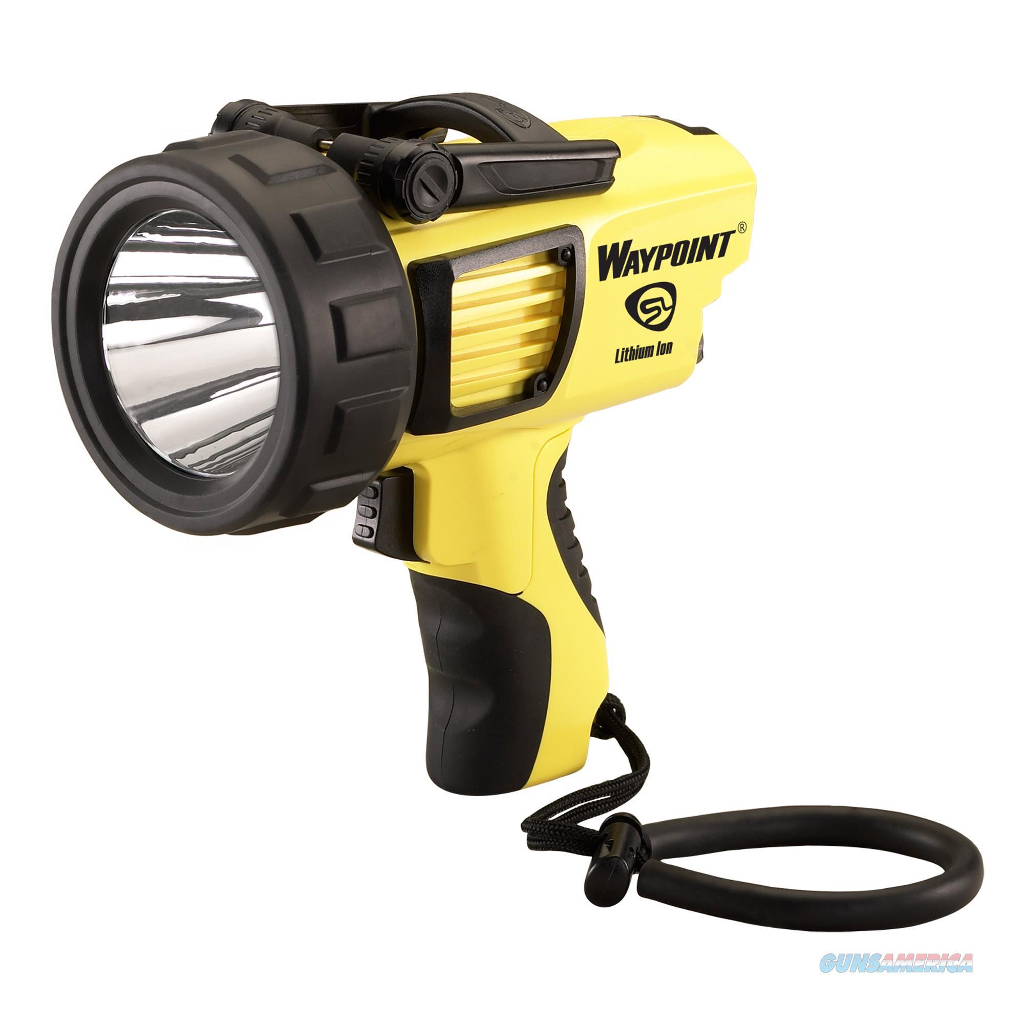 Streamlight Waypoint Yellow 44900  Non-Guns > Gun Parts > Misc > Rifles