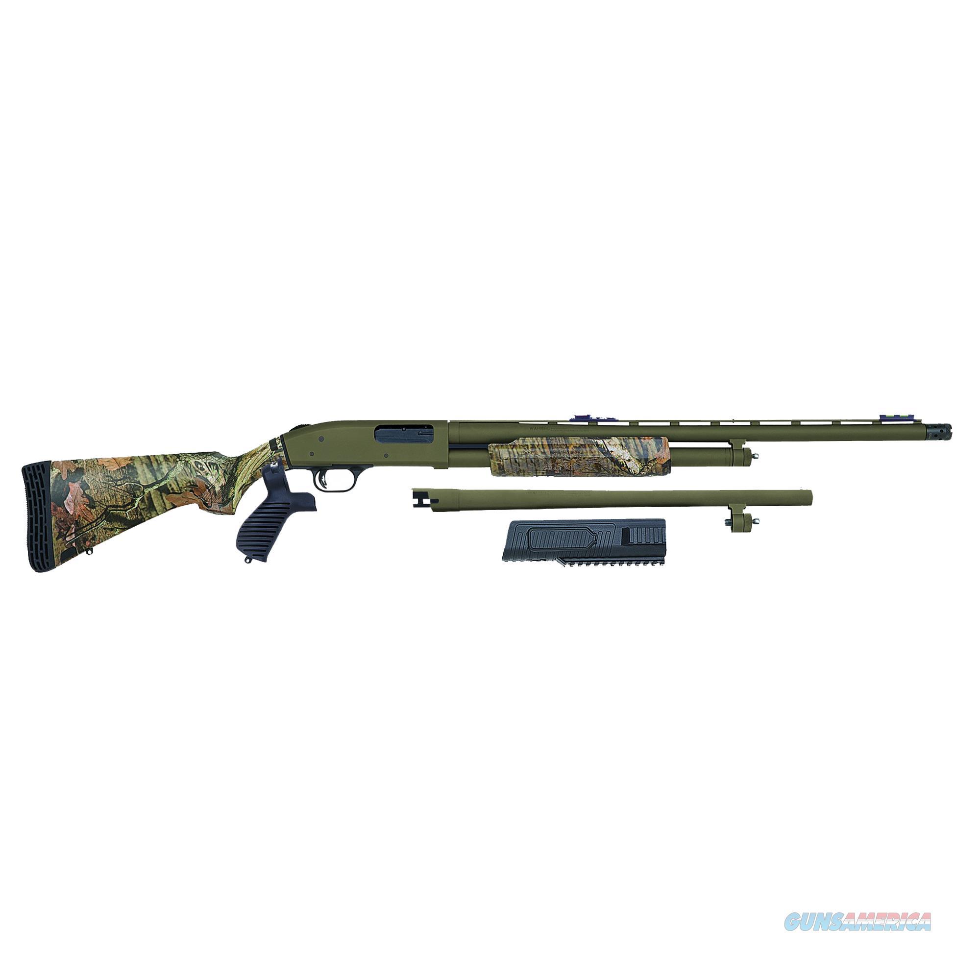 Mossberg 500 Flex Combo 12 Gauge 55114  Guns > Shotguns > MN Misc Shotguns
