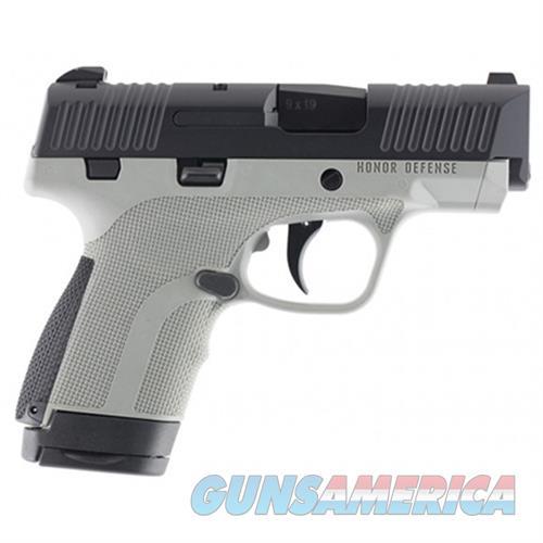 """Honor D 9Mm Sub Compact 3.2"""" HG9SCGRA  Guns > Pistols > H Misc Pistols"""
