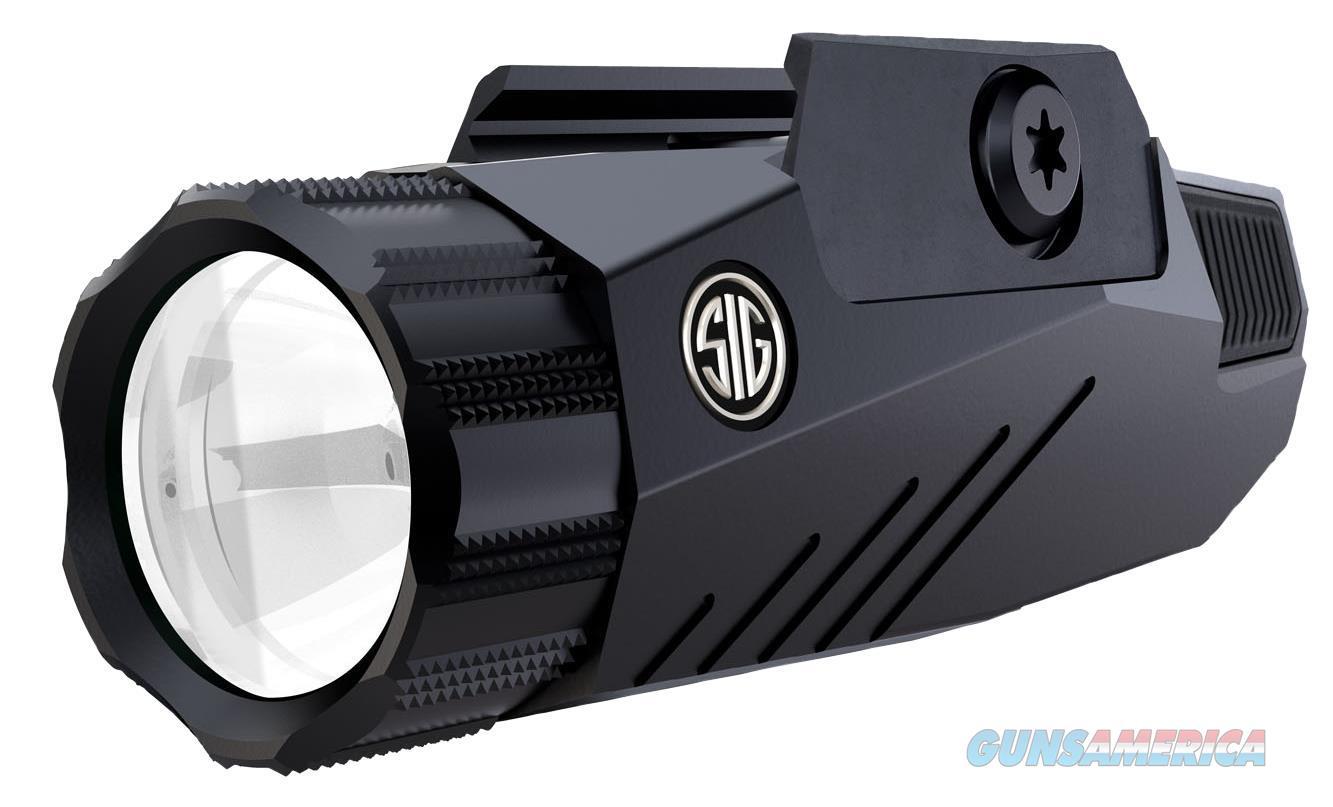 Sig Sauer Electro-Optics Sof11001 Foxtrot1 Rail Flashlight 300 Lumens Cr123 Blk SOF11001  Non-Guns > Gun Parts > Misc > Rifles