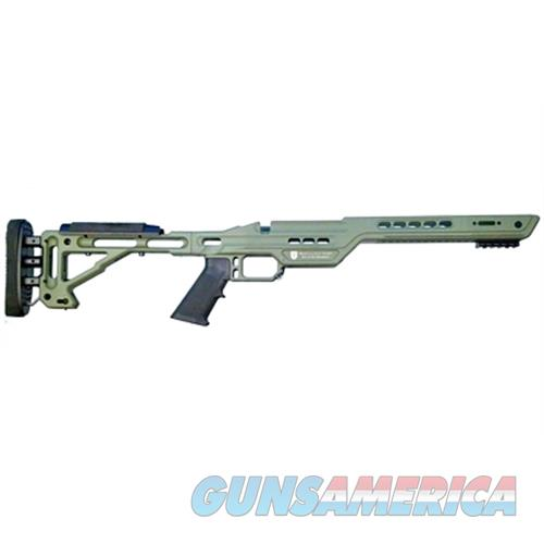 Masterpiece Arms Mpa Ba Lite Chassis R700 Short Green MPABALTCHASSREMSASNGR  Non-Guns > Gunstocks, Grips & Wood
