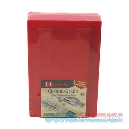 Hornady Custom Grade Series Iv New Dimension 4-Die Set 546452  Non-Guns > Reloading > Components > Brass