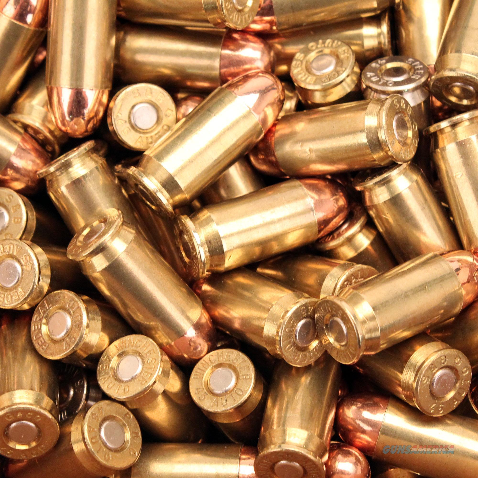 Umax 45 Acp Remanufactured ABI45R5  Non-Guns > Ammunition