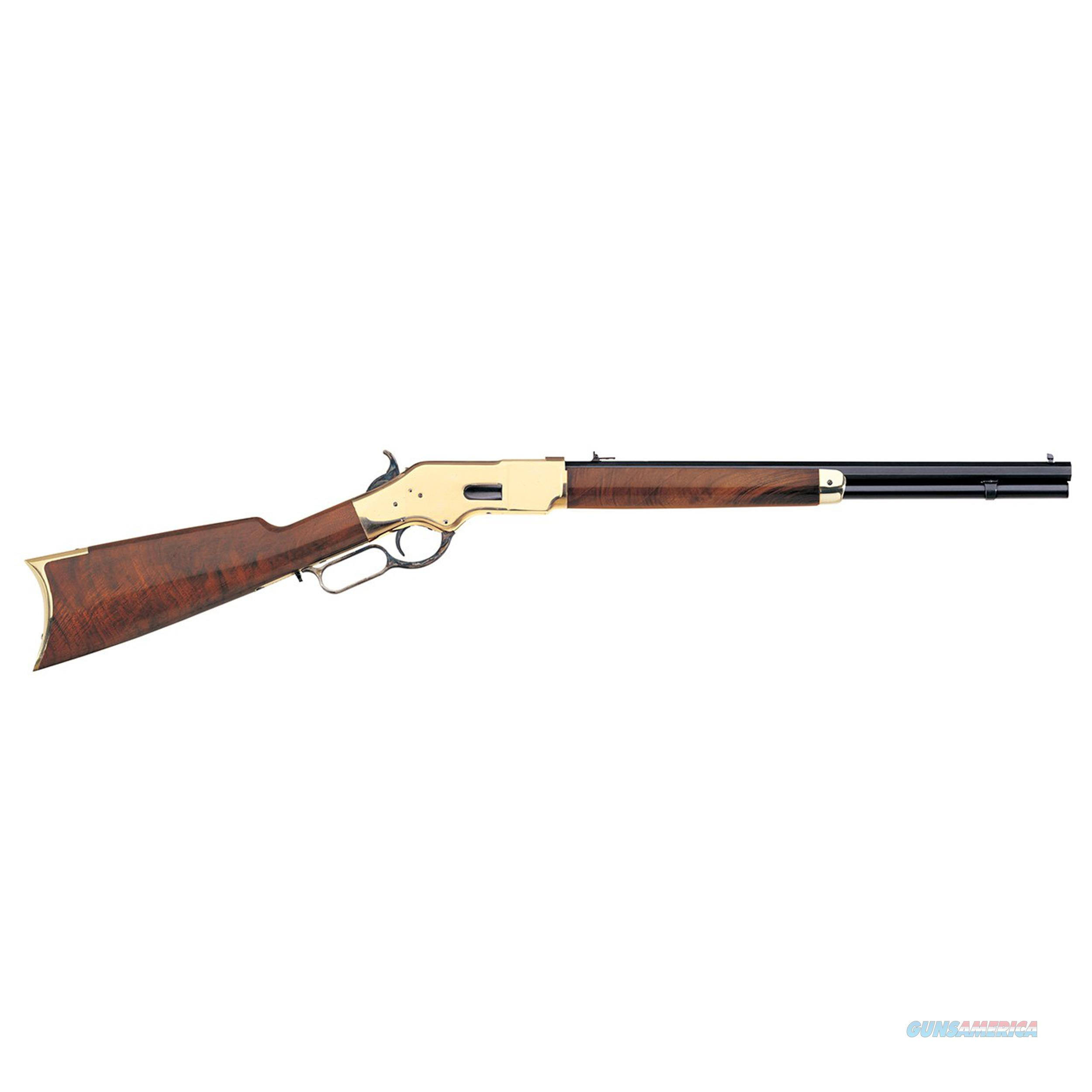 "Taylor's & Co 1866 Sporting Rifle, .38 Special, 20"" Barrel, 10Rds. Walnut Straight Stock 201E  Guns > Rifles > TU Misc Rifles"