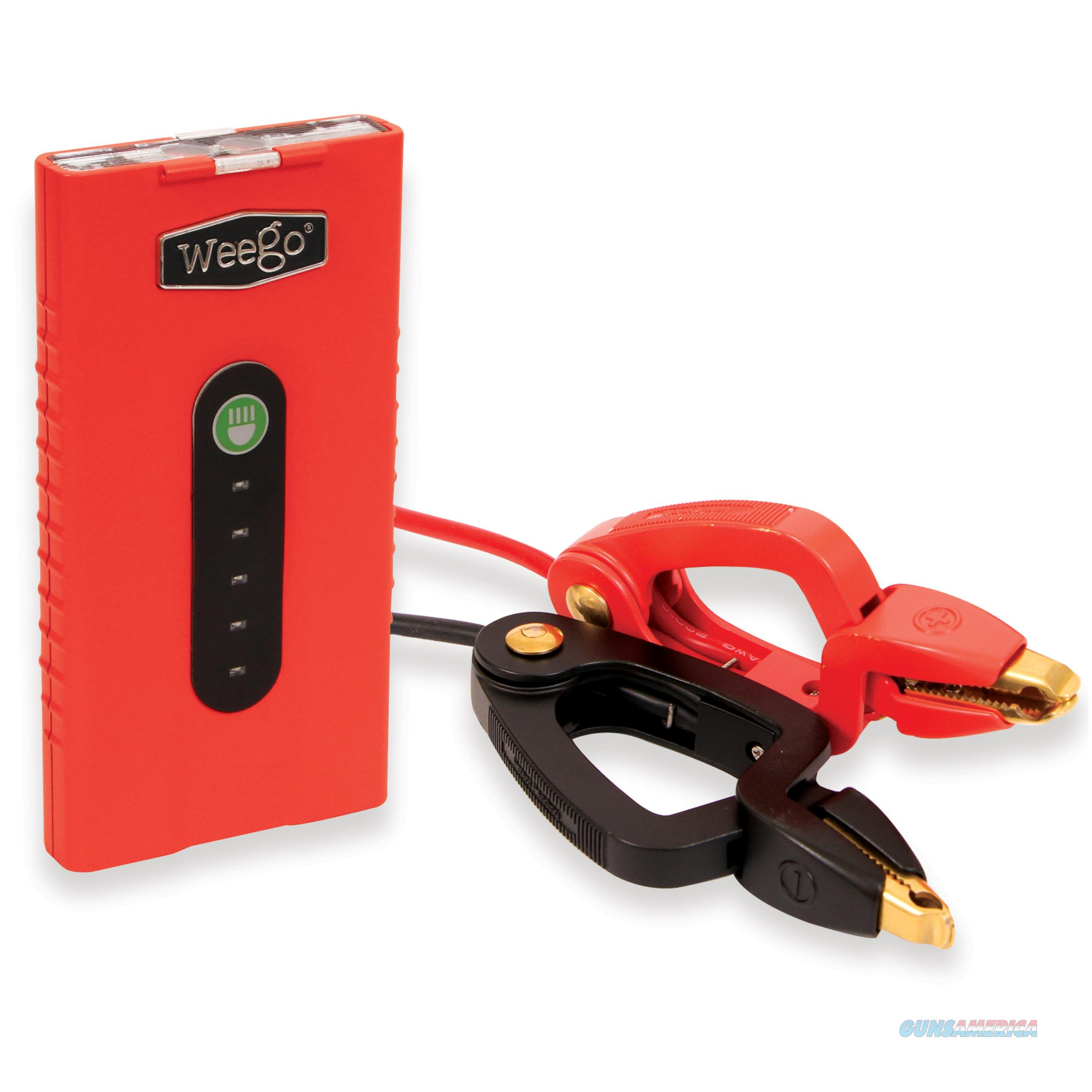 Weego Power Jump Starter N22  Non-Guns > Gun Parts > Misc > Rifles