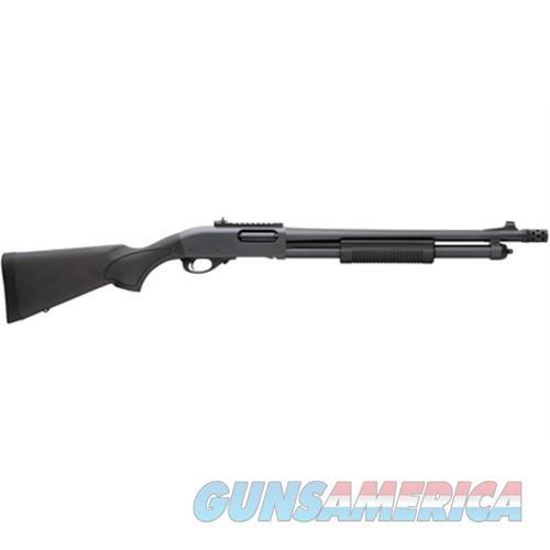 "Remington Firearms 81198 870 Express Tactical Pump 12 Gauge 18.5"" 3"" Grs Synthetic Black Stk Black 81198  Guns > Shotguns > R Misc Shotguns"