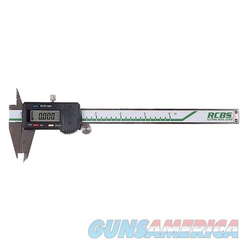 "Rcbs 87323 Electronic Digital Caliper Multi-Caliber 0-6""/0-150Mm 87323  Non-Guns > Reloading > Components > Brass"