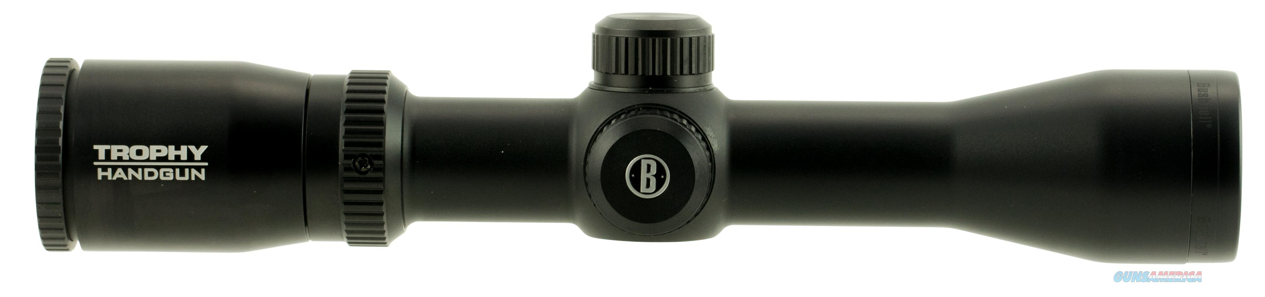 "Bushnell 752633 Trophy 2-6X 32Mm Obj 12-5 Ft @ 100 Yds Fov 1"" Tube Dia Black Matte Multi-X 752633  Non-Guns > Scopes/Mounts/Rings & Optics > Rifle Scopes > Variable Focal Length"