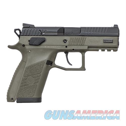 Cz P-07 9Mm Odg Blk. Slide 91077  Guns > Pistols > C Misc Pistols