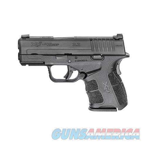 "Springfield Armory Sprgfld Xds Mod.2 45Acp 3.3"" Blk Ns XDSG93345BT  Guns > Pistols > S Misc Pistols"