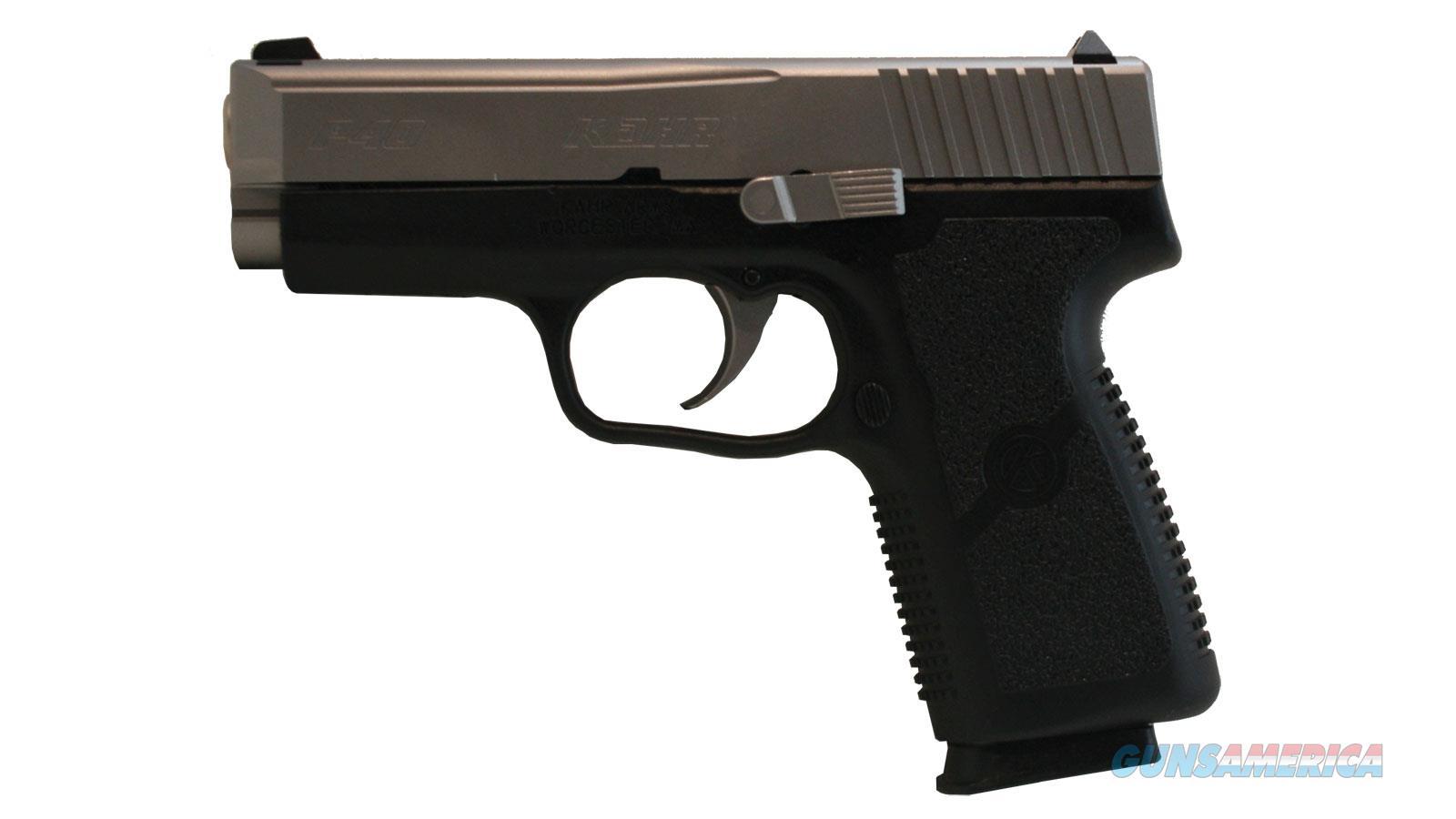 Kahr Arms P40 40Sw 3.5 Ss Blk Poly 6Rd Ca Legal KP4043A  Guns > Pistols > K Misc Pistols