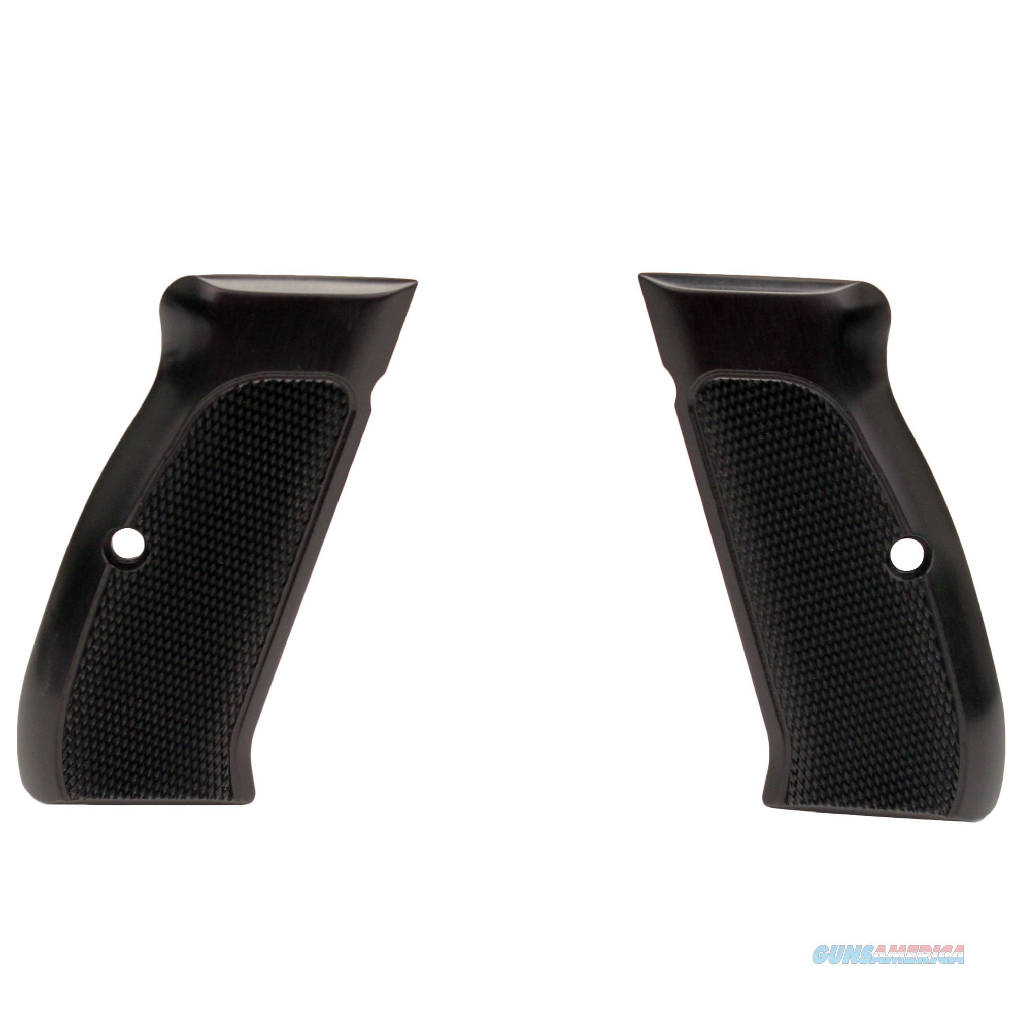 Hogue Cz-75/Cz-85 Grips 75176  Non-Guns > Gunstocks, Grips & Wood