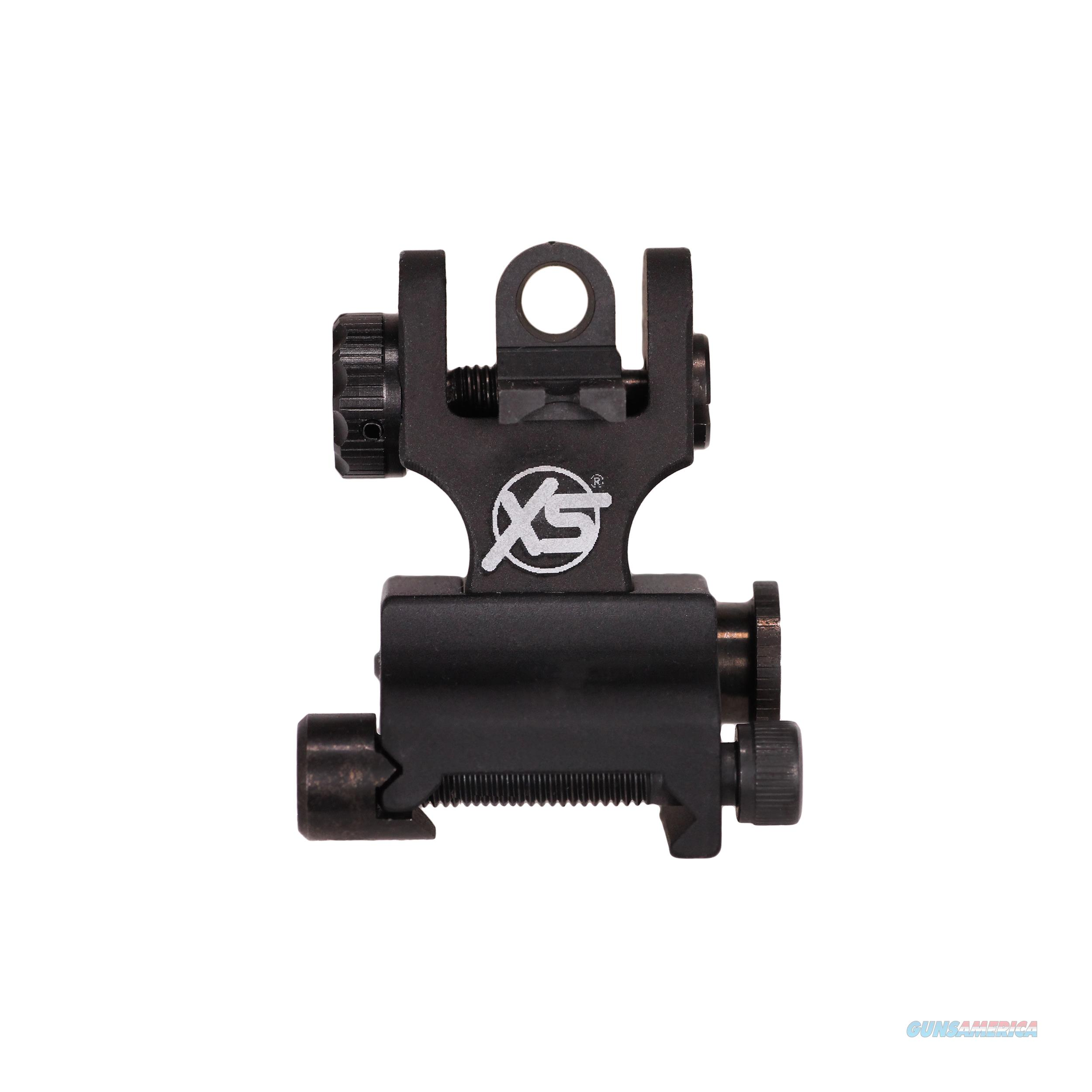 Xs Sights Folding Rear Sights AR-2014-8  Non-Guns > Iron/Metal/Peep Sights