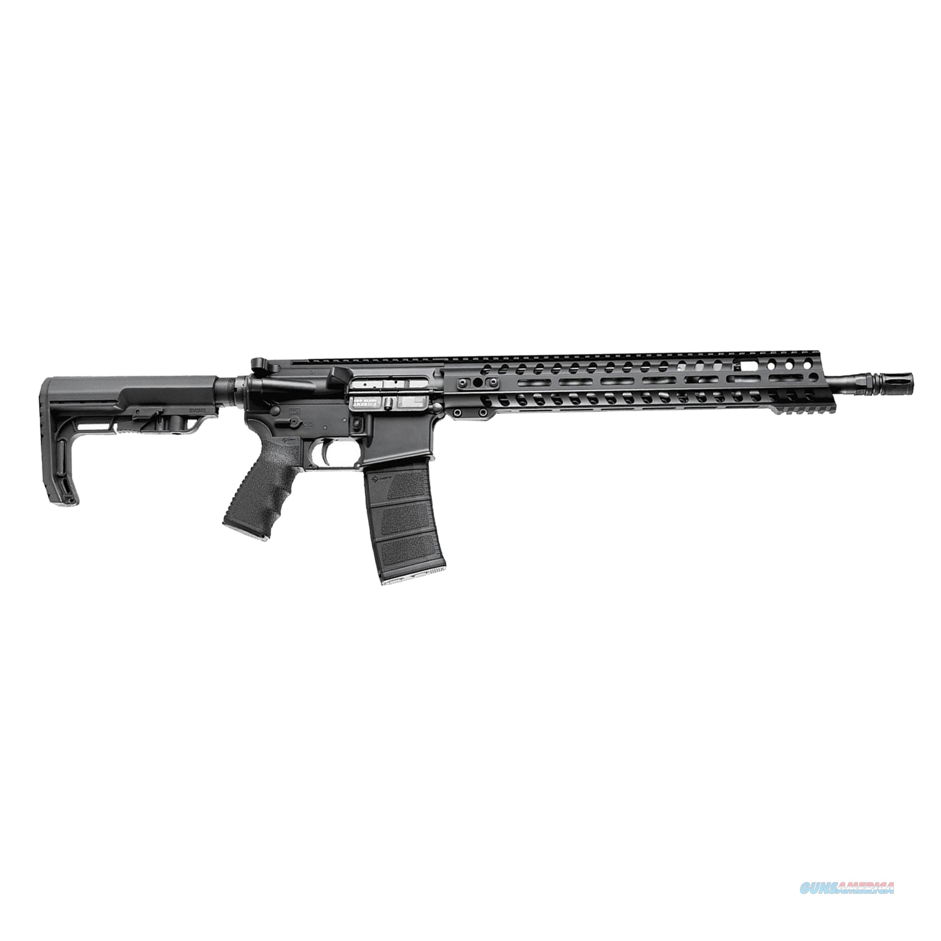 "Patriot Ord Factory Renegade, 5.56Mm Nato, 16"" Barrel, 30 Rounds, Black Hard Coat Anodized 00857  Guns > Rifles > PQ Misc Rifles"