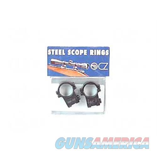 "Cz 1"" Rings Euro 452/511 11Mm Dt 19001  Non-Guns > Scopes/Mounts/Rings & Optics > Mounts > Other"