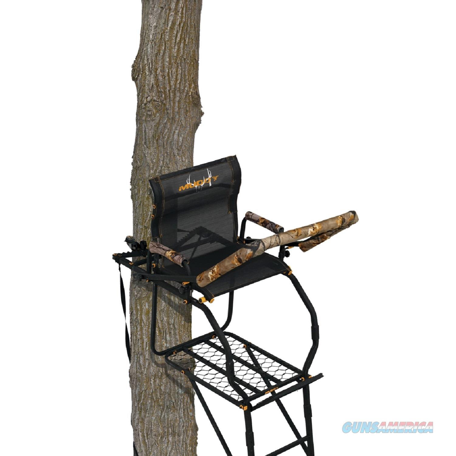 Muddy Excursion 17 Foot Ladder Treestand MLS1300  Non-Guns > Hunting Clothing and Equipment > Tree Stands