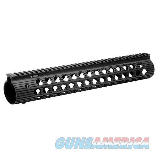 "Troy Strxal113bt1 Alpha Ar-15 Rail No Sight 13"" Aluminum Black STRX-AL1-13BT-01  Non-Guns > Gunstocks, Grips & Wood"