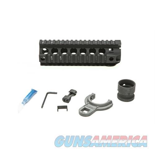 """Bravo Company Usa Bcm Gunftr Quad Rail 556 7"""" Blk BCM-QRF-7-556-BLK  Non-Guns > Gun Parts > Tactical Rails (Non-AR)"""