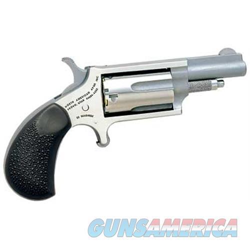 """North American Arms Naa Mini Rev 22Wmr 1 5/8"""" W/Ckrd NAA22MGRC  Guns > Pistols > North American Arms Pistols"""