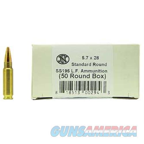 Fn Ss195lf 5.7X28mm 27Gr 50/2000 10700012  Non-Guns > Ammunition