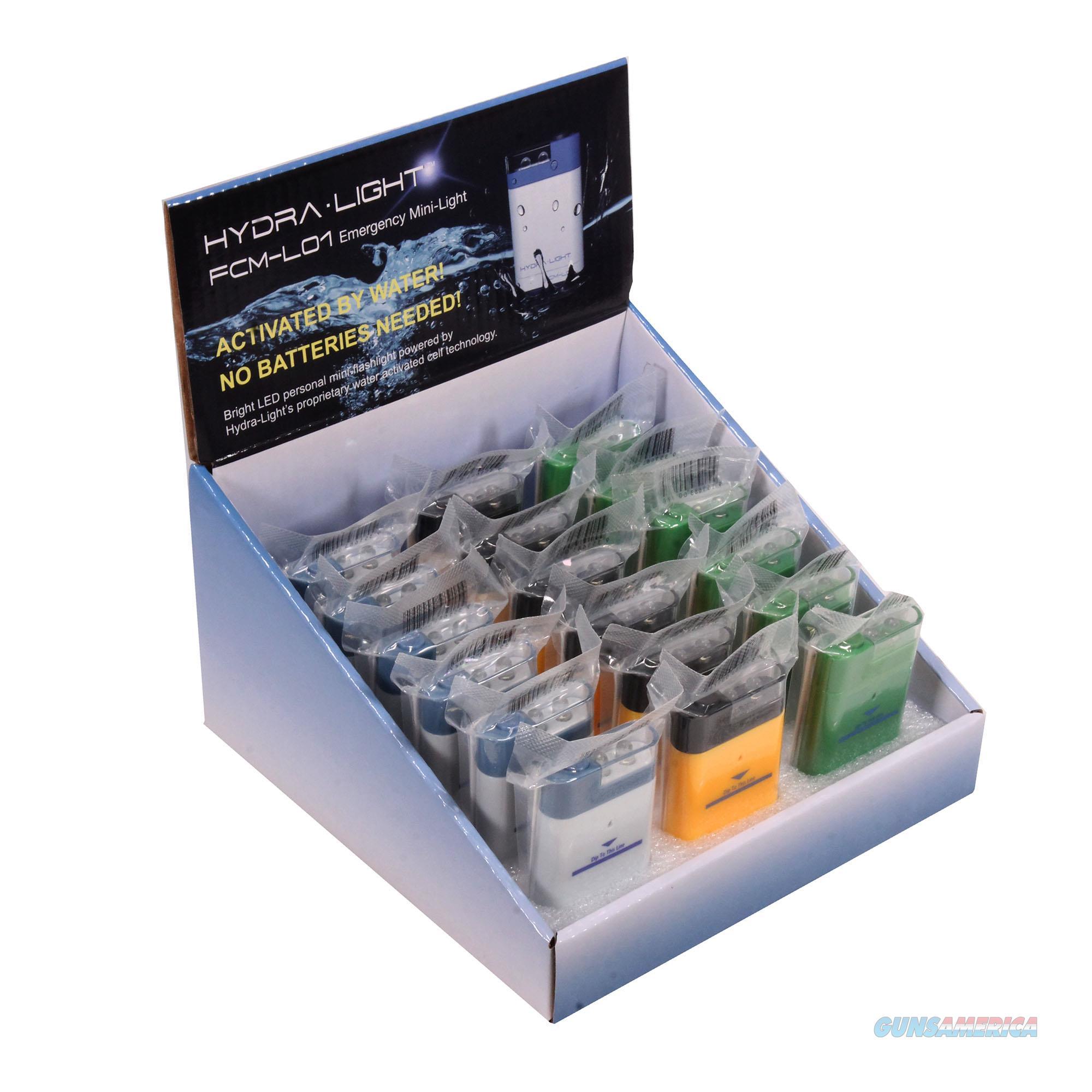 Hydra Light Mini Disposable Emergency Mini Light (Blue, Green, Yellow) FCM-L01  Non-Guns > Miscellaneous