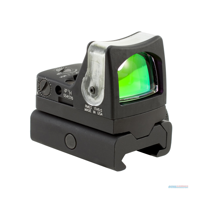 Trijicon Rmr Dual-Illuminated Sight RM03-34W  Non-Guns > Iron/Metal/Peep Sights