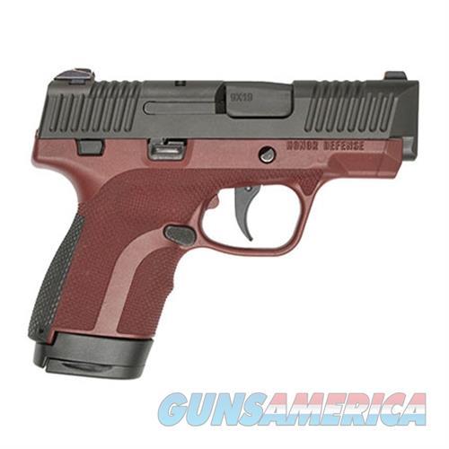 """Honor D 9Mm Sub Comp 3.2"""" HG9SCMAH  Guns > Pistols > H Misc Pistols"""
