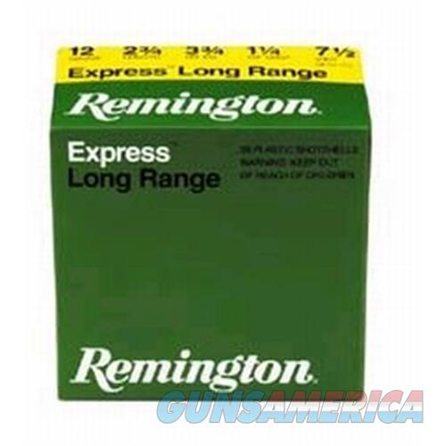 Remington Extra Long Range 410Ga 2.5 1/2Oz #7.5 25 SP41075  Non-Guns > Ammunition