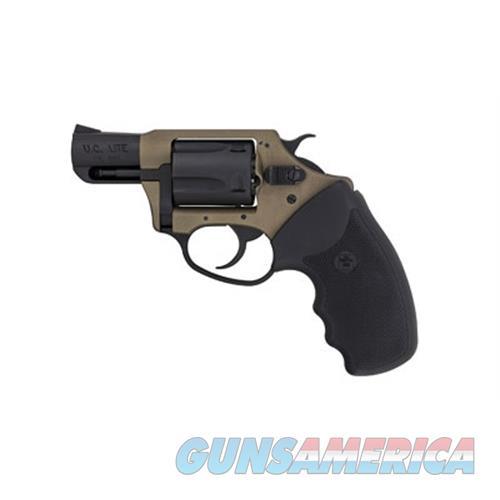 "Charter Arms Earthborn 38Spl 2"" 5Rd 53863  Guns > Pistols > C Misc Pistols"