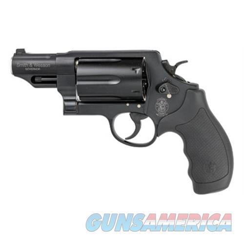 Smith & Wesson Governor 45Lc 45Acp 410Ga 2.75 Scandium 162410  Guns > Pistols > S Misc Pistols