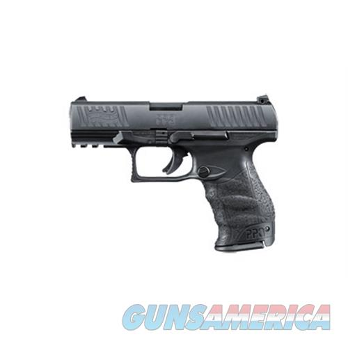 "Walther Arms Wal Ppq M2 9Mm 4"" 10Rd Blk Poly Fs 2796067  Guns > Pistols > W Misc Pistols"