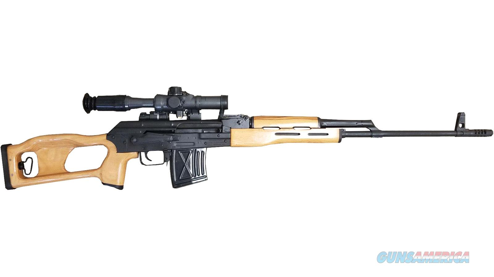 "Century Arms Cent Arms Psl54 762X54r 24"" 10Rd RI3324-N  Guns > Rifles > C Misc Rifles"