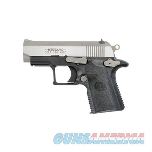 Colt Mustang Lite 380Acp 2.75 Duo Tone Polymer O6796  Non-Guns > Magazines & Clips > Pistol Magazines > Other