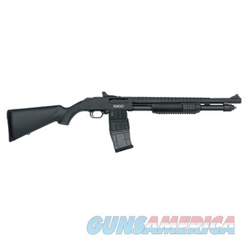 Mossberg Msbrg 590M Mag Fed 12/18.5/Cyl 50206  Guns > Shotguns > MN Misc Shotguns