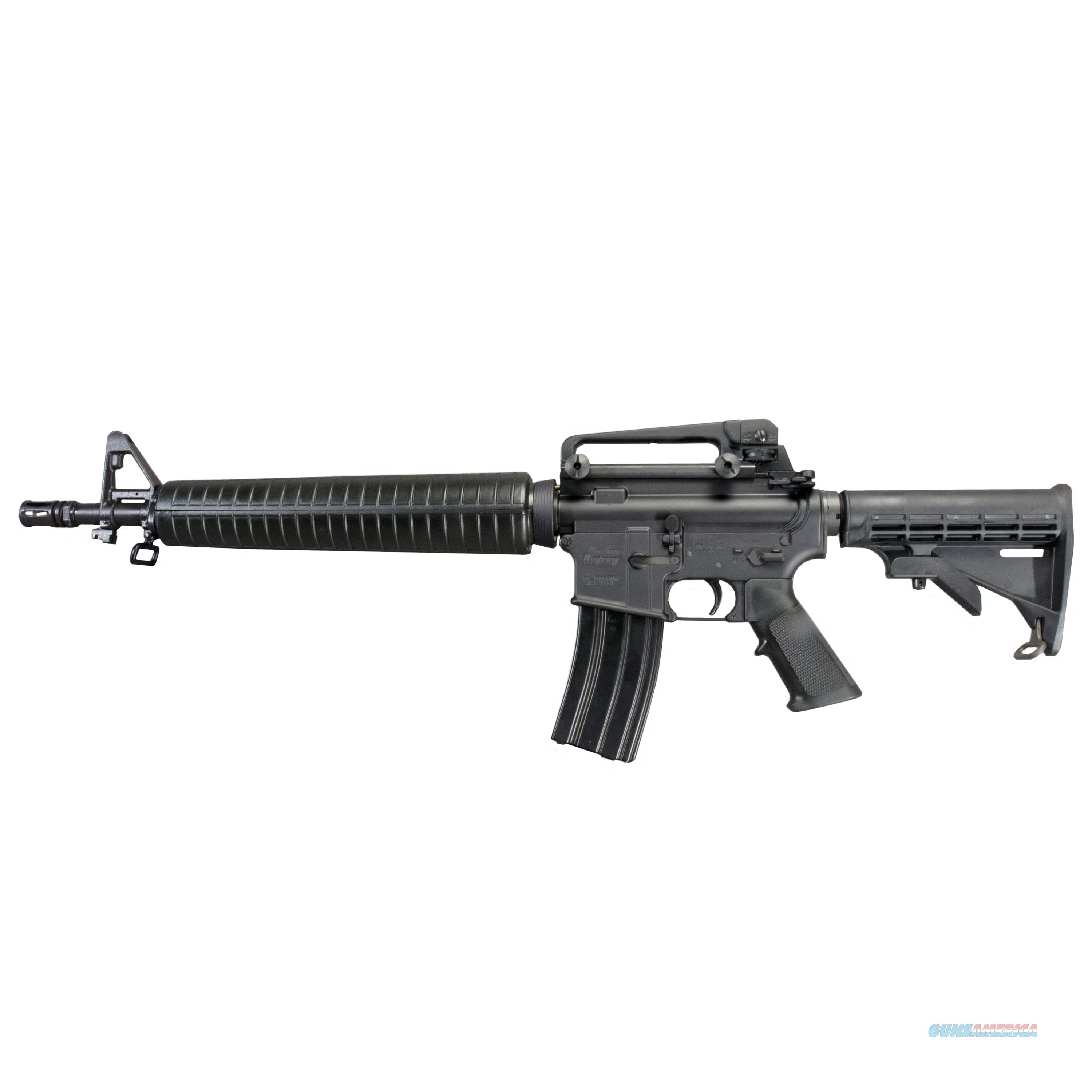 """Windham Weaponry Dissipator, 5.56Mm 16"""" Barrel, 30 Rounds, Black R16M4DA4T  Guns > Rifles > Windham Weaponry Rifles"""