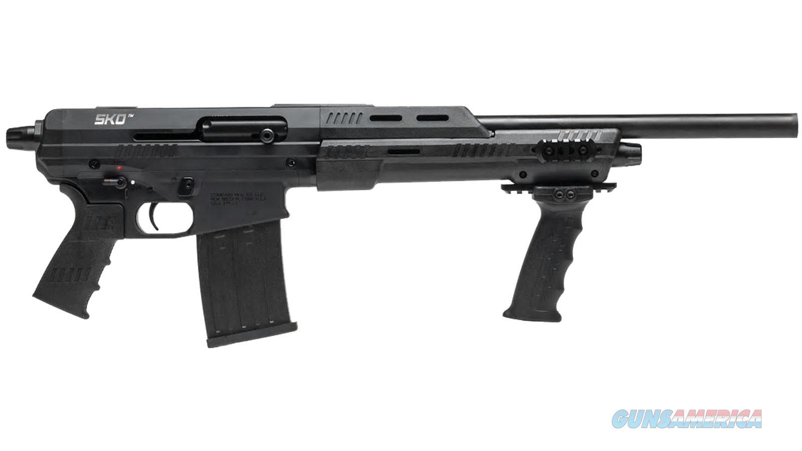 """Standard Manufacturing Co. Llc Shorty 12 Ga. 3"""" 18.5"""" Semi-Auto Shotgun 5-Rd Mag SKO12P  Guns > Shotguns > S Misc Shotguns"""
