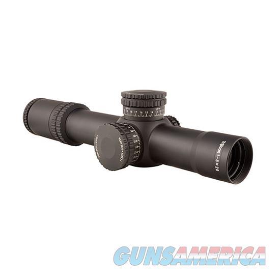 Trijicon Accupower 1-8X28 Riflescope Mil Segmented RS27-C-1900028  Non-Guns > Scopes/Mounts/Rings & Optics > Rifle Scopes > Variable Focal Length