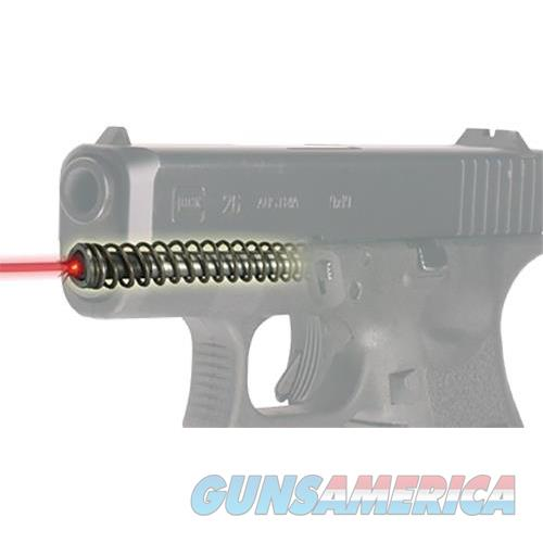 Lasermax Lms-1161-G4 Guide Rod Red Laser For Glock 26/27 Gen4 Black LMS-1161-G4  Non-Guns > Iron/Metal/Peep Sights