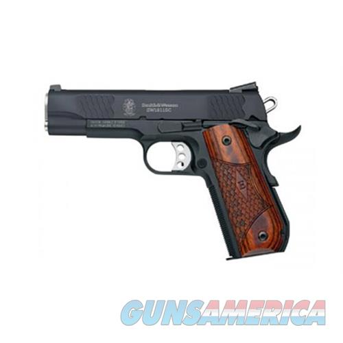 Smith & Wesson 1911Sc 45Acp E Series Ss Blk 8Rd 108483  Guns > Pistols > S Misc Pistols