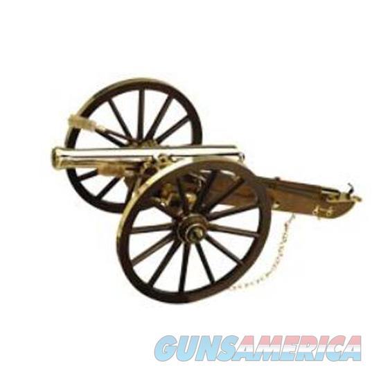 Traditions Napoleon Iii Gold 69Cal 14.5 Cannon CN800  Non-Guns > Black Powder Muzzleloading