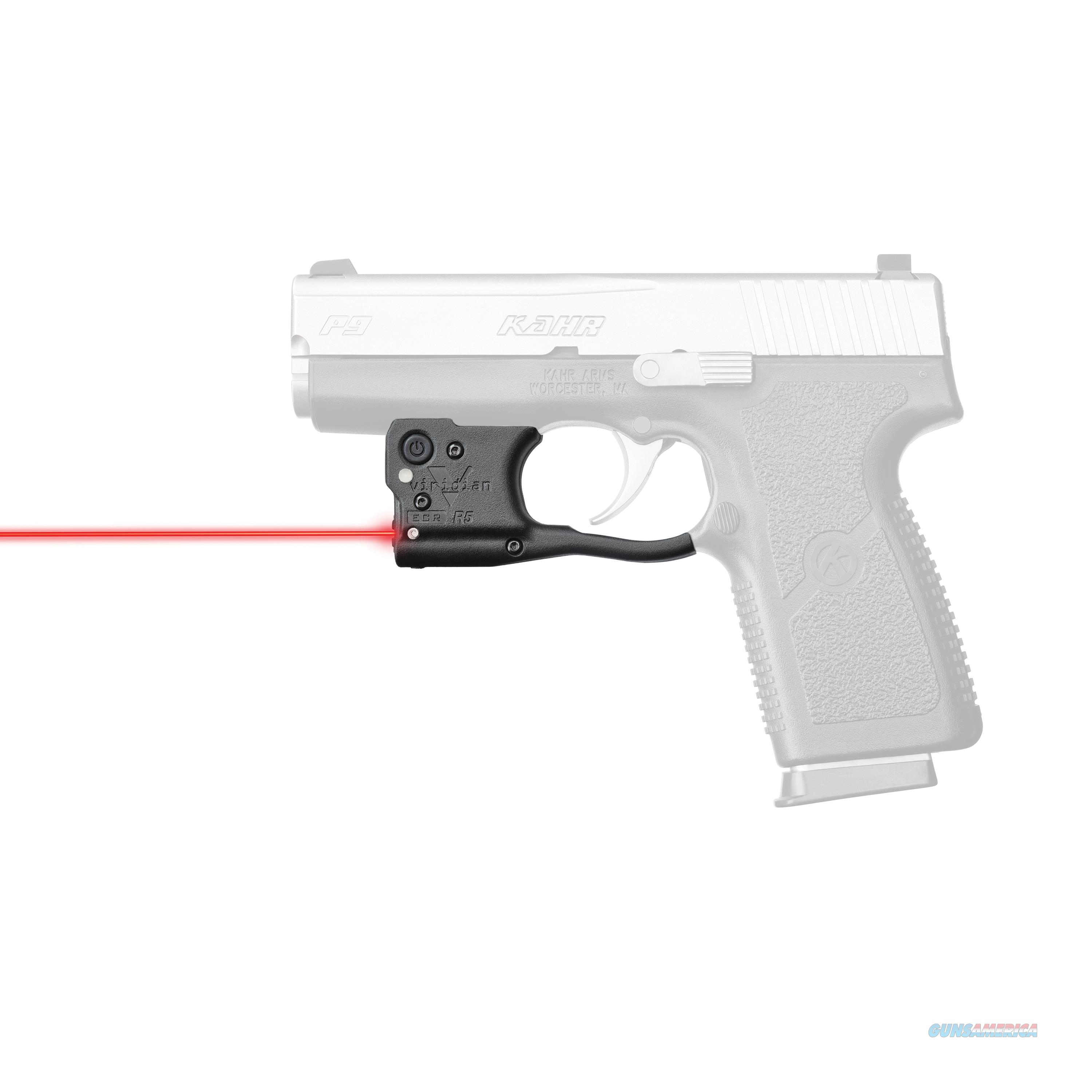 Viridian Reactor 5 Gen Ii Red Laser 9200014  Non-Guns > Iron/Metal/Peep Sights