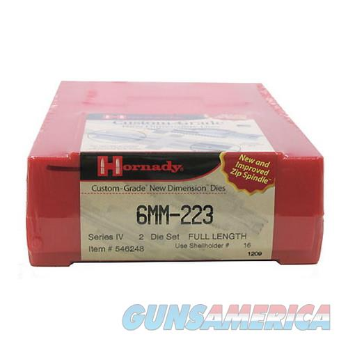 Hornady Custom Grade Series Iv New Dimension 2-Die Set 546248  Non-Guns > Reloading > Components > Brass