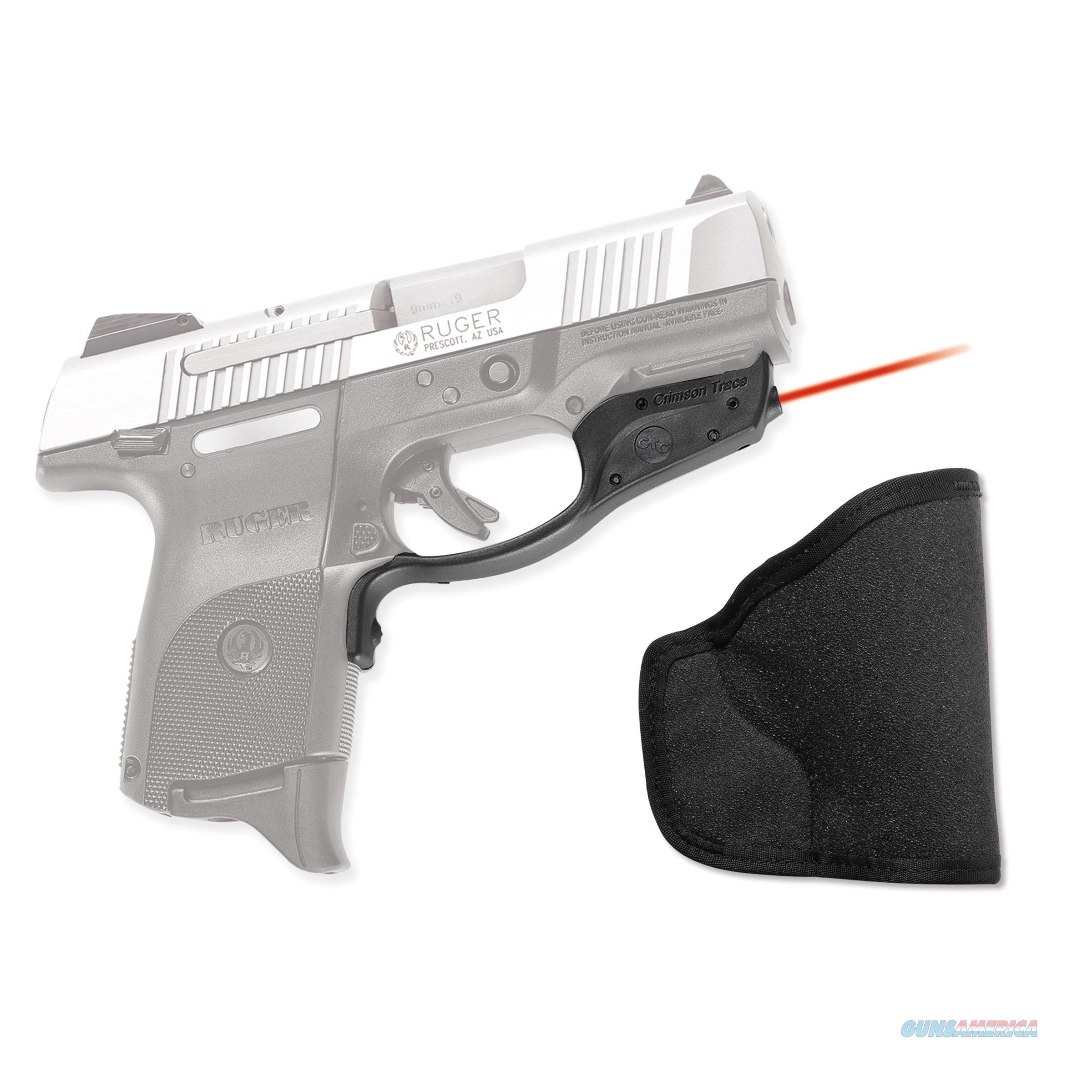 Crimson Trace Ruger LG-449-H-S  Non-Guns > Gun Parts > Misc > Rifles