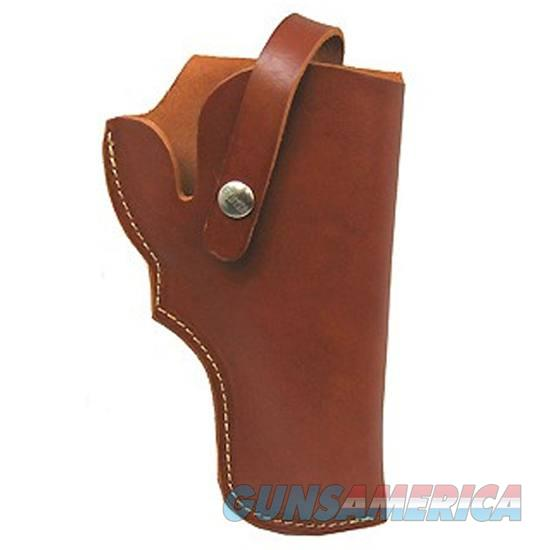Hunter Holster Rh Sw 500 4 Bbl Brn 1140  Non-Guns > Gun Parts > Misc > Rifles